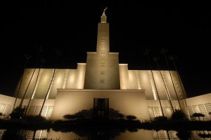LDS in Los Angeles, California
